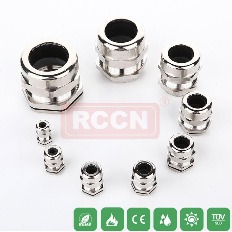 RCCN  Brass Cable Gland A