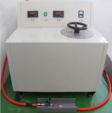 Resistance to current tester (high current generator)