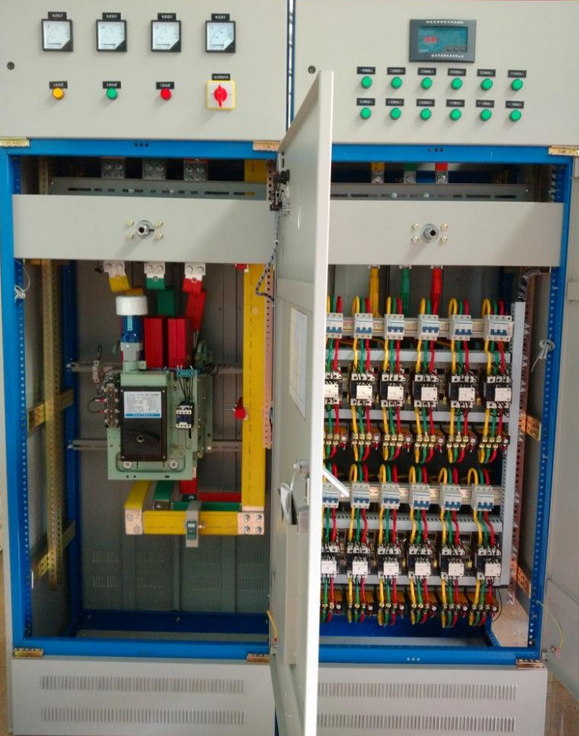 Code for wiring of distribution cabinet installation