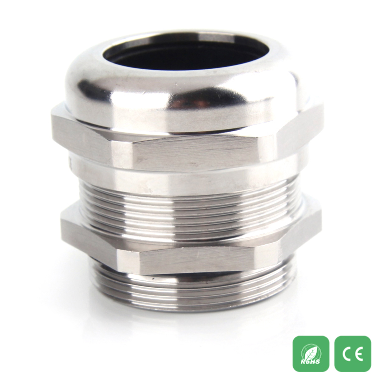 Single-core stainless steel connector