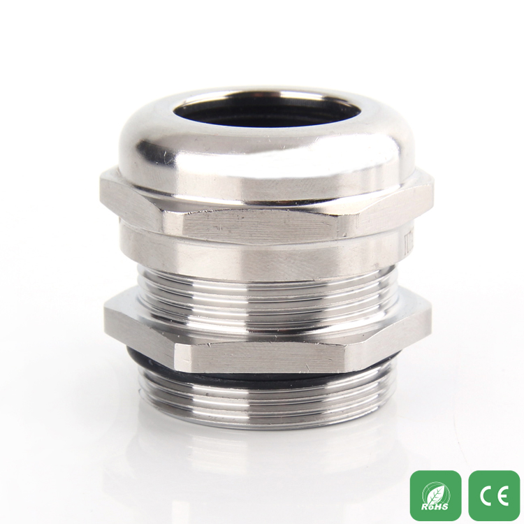 Stainless steel connector BXG-G/NPT
