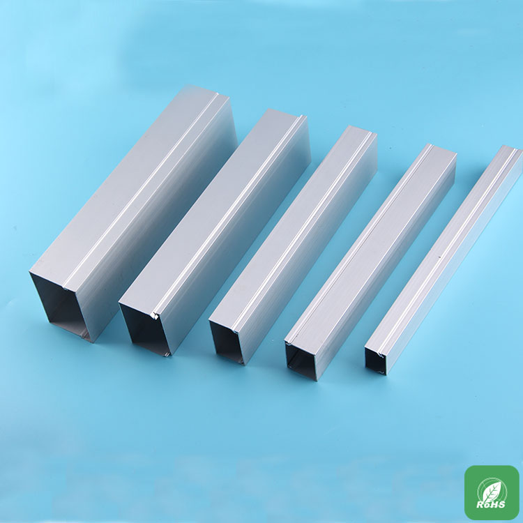Aluminum alloy floor trough