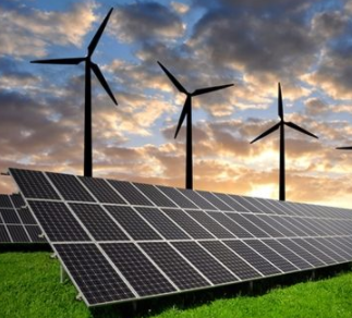 Development after wind power photovoltaic parity