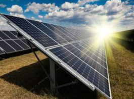 Develop photovoltaic power generation to help sustainable development of renewable energy