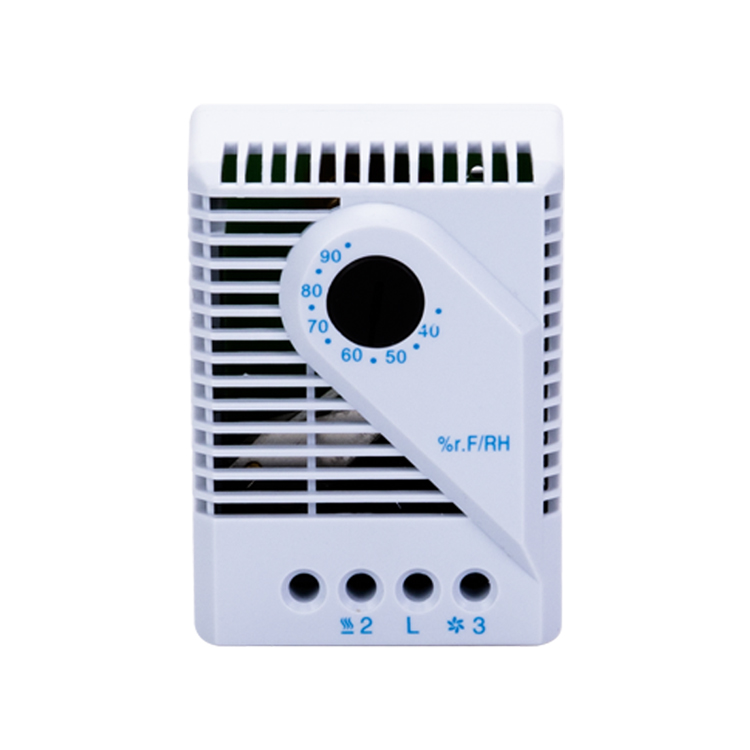 Mechanical cabinet humidity controller